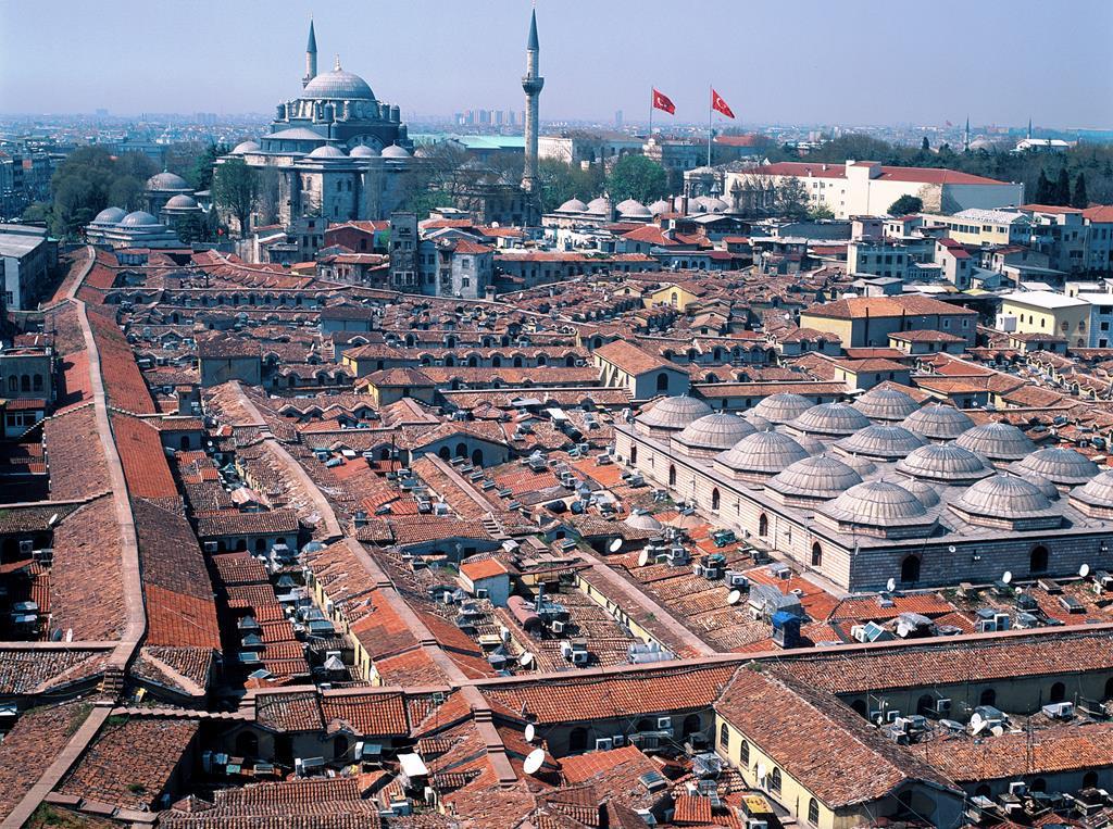Skyfall: Istanbul, Adana & Fethiye for James Bond fans.