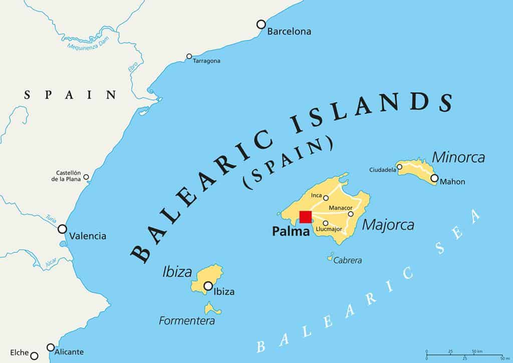 Balearic Islands blistering ahead in Spanish property sales
