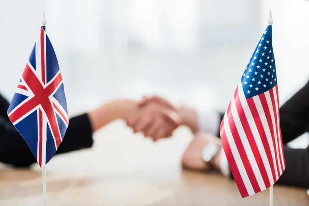 UK and USA reiterate valued trade partnerships with Turkey