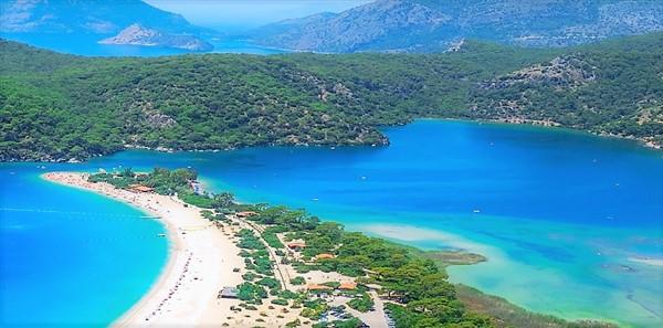 Beaches of south Turkey