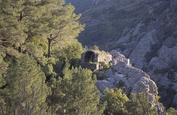 Lycian way trekking in Turkey