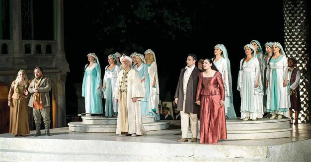 Opera and Ballet Festivals in Turkey in 2017