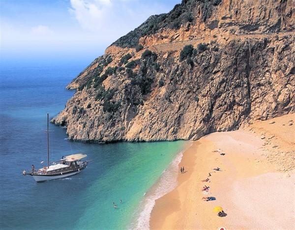 Sailing the Turkish Riviera