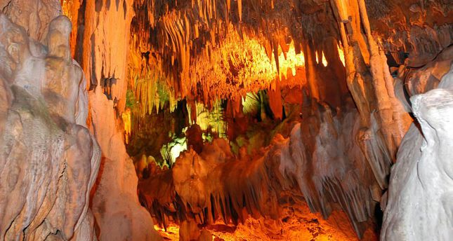 cave tourism in Turkey