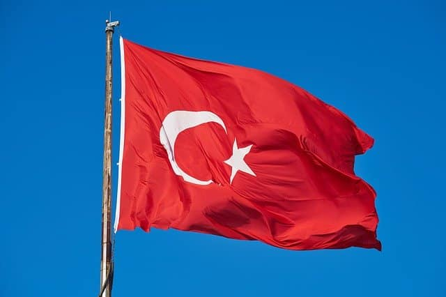 working in Turkey