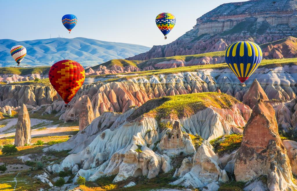18 Amazing Places to Visit in Turkey