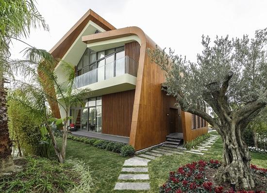 Eco friendly property in Antalya
