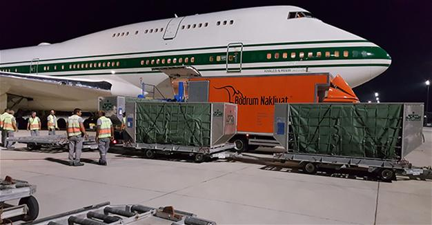 Saudi Royalty Arrives in Bodrum with 300 Suitcases