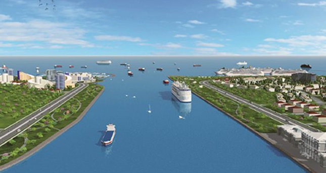 Kanal Istanbul Project