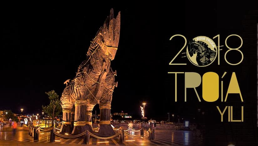 2018 Year of Troy