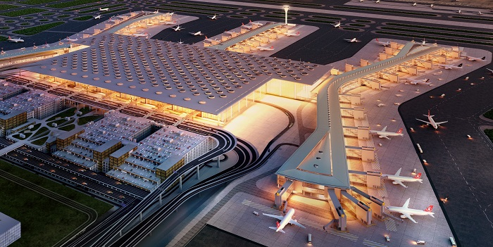 Istanbul New Third Airport Enviromental