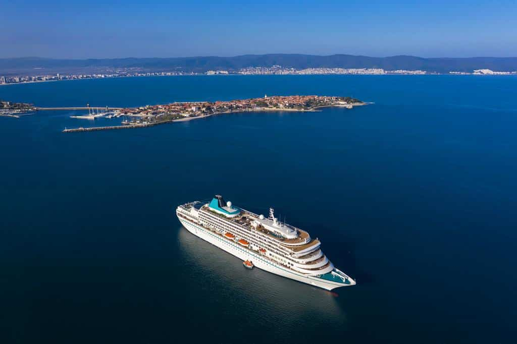 A Rise in Cruise Ship Tourism in Turkey