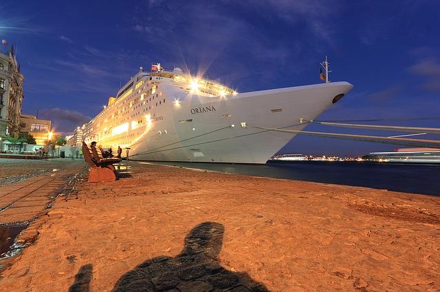 Cruise ship tourism in Turkey