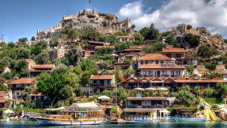 Turkish tourism Industry