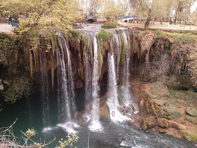 Waterfalls of Antalya