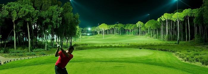 Golf tourism in Turkey