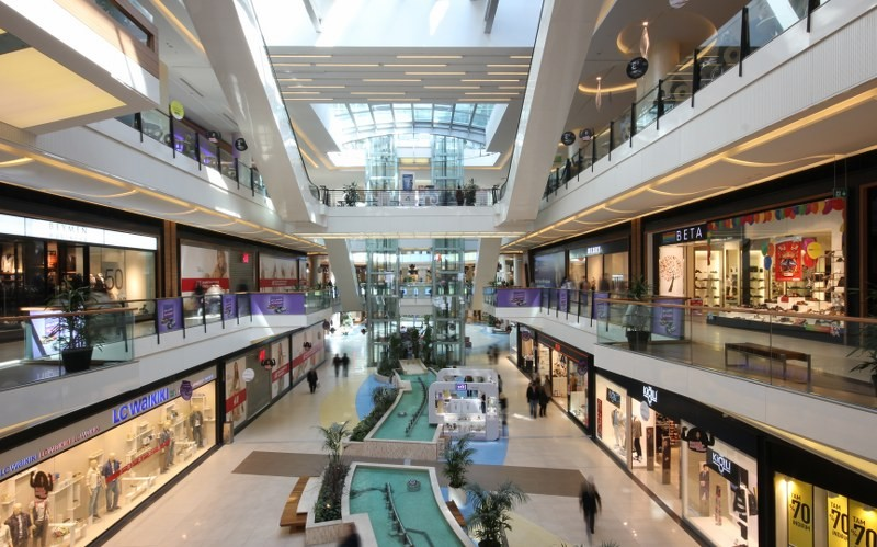 Torium shopping mall