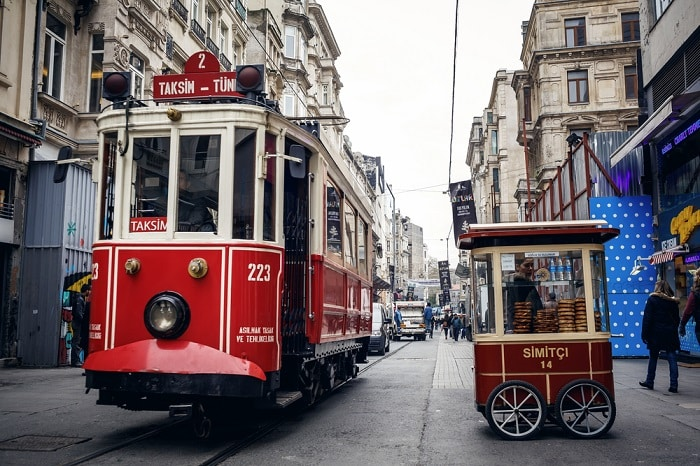 where to live in Istanbul