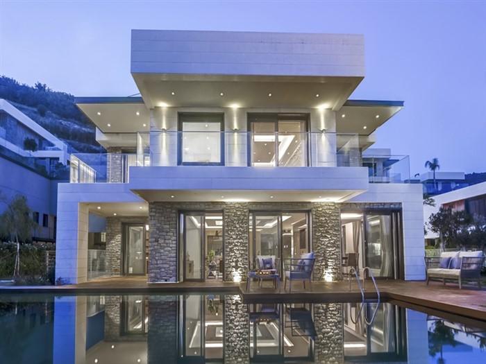 6 bedroom villa Bodrum