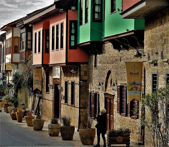Buy property in Antalya