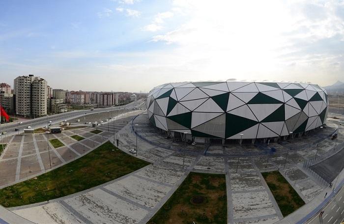 Konya Football Stadium