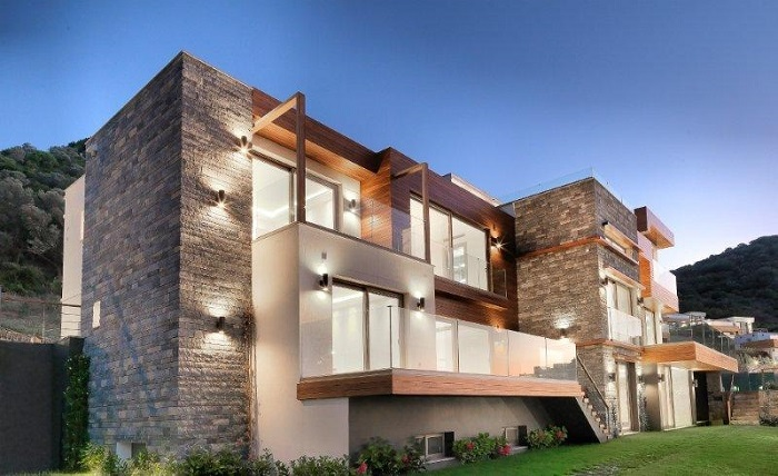 Millionaire home in Yalikavak
