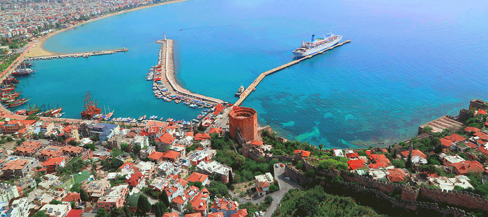 Buying property in Alanya
