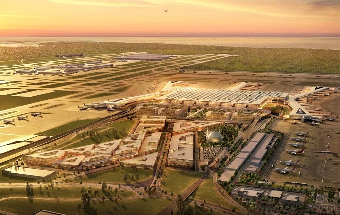 New airport in istanbul