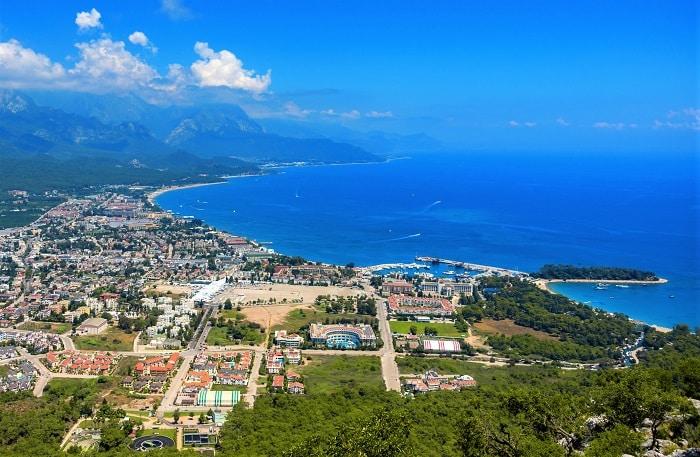 Antalya property market
