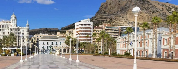 Alicante Costa Blanca Spain