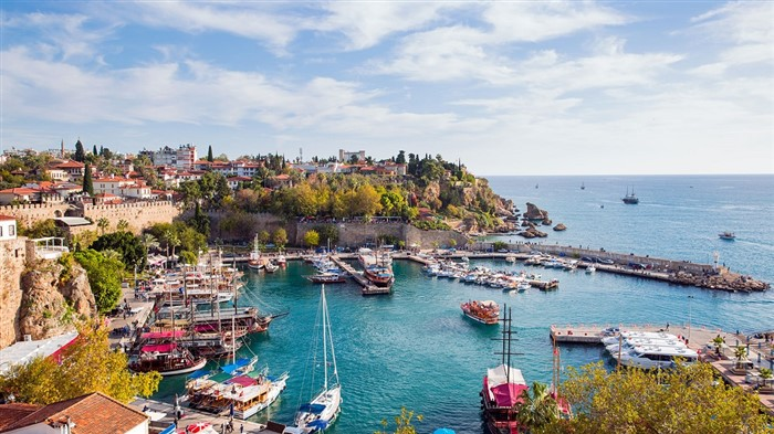 Tourism in Antalya Boosted by Turkish Airlines