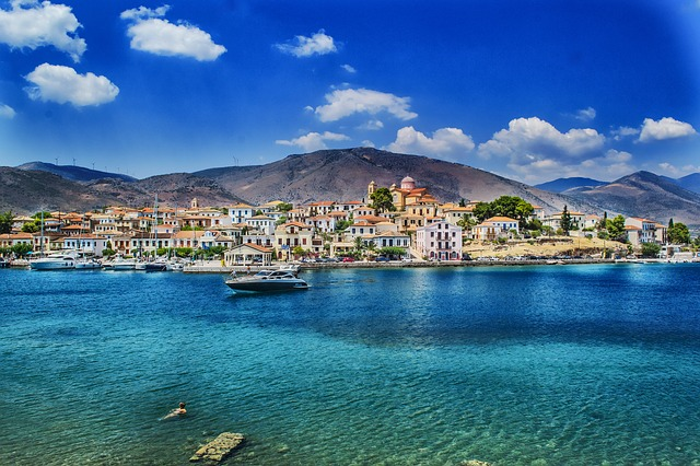 Greek Tourism Industry going from Strength to Strength