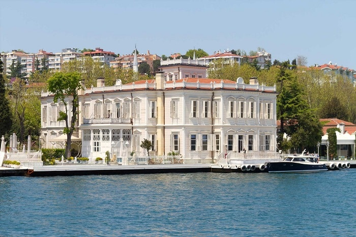 Yali mansions of Istanbul