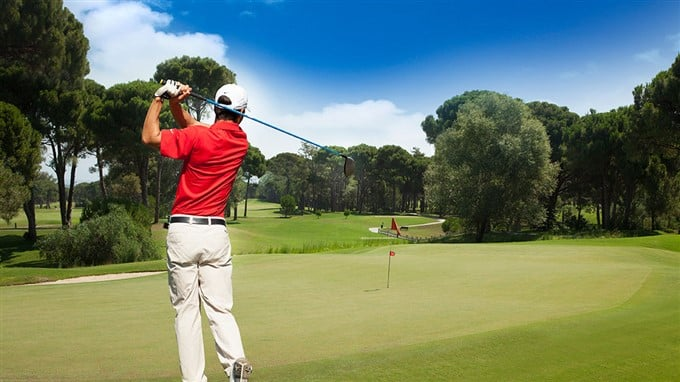 Turkish golf tourism