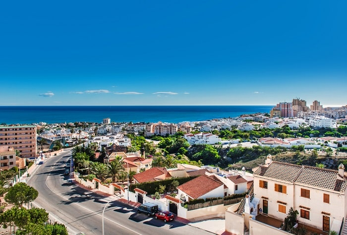Torrevieja coastal city
