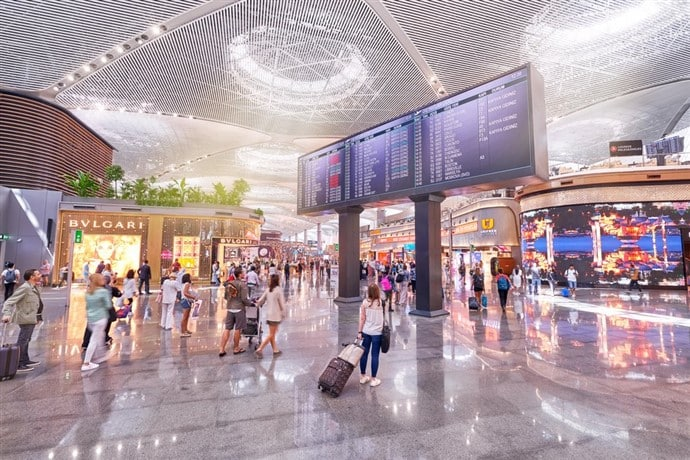 Istanbul New Airport Celebrates First Anniversary