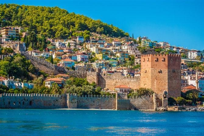 Reasons to visit Antalya