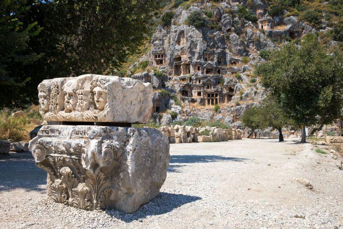 Myra in Antalya