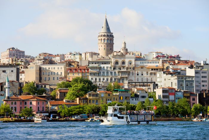 where to buy property in Istanbul