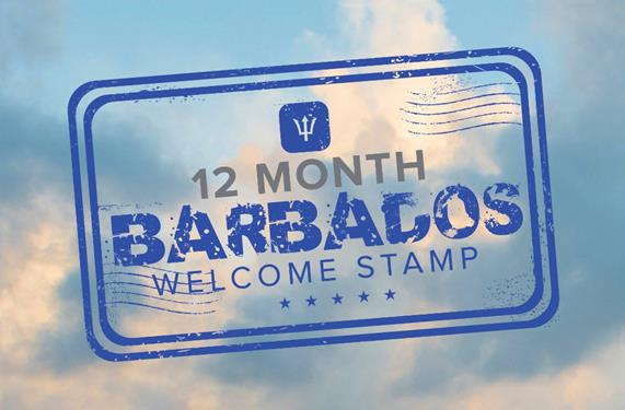 The Barbados Visa 12-Month Welcome Stamp Scheme