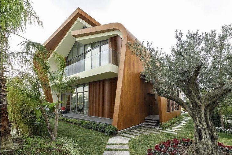 houses in Turkey
