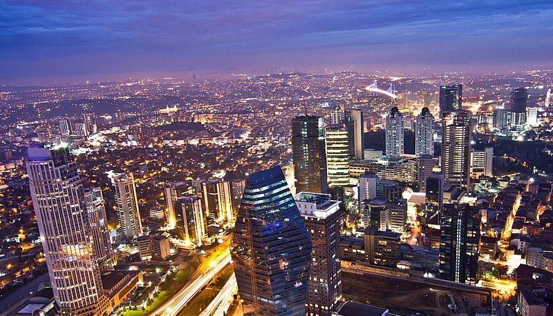 Buying Property in Istanbul: Financial District