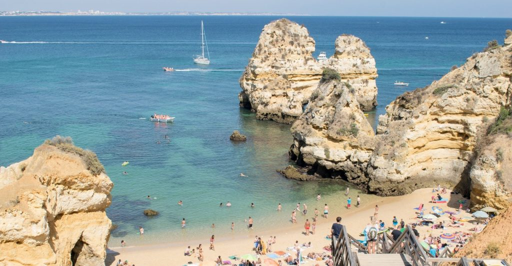 Buying Property in Portugal: Beach
