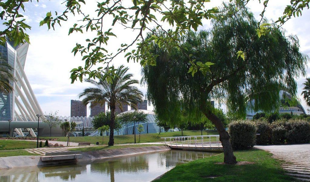 Property for Sale in Valencia: Turia Gardens