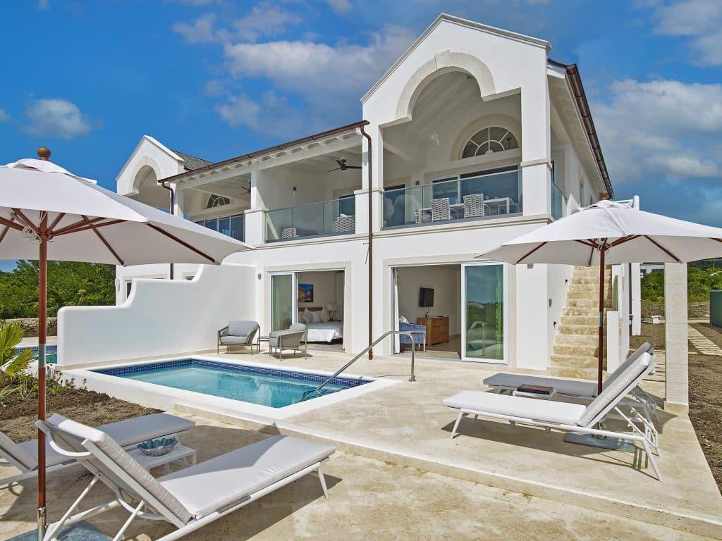 Sea View Villas In St James