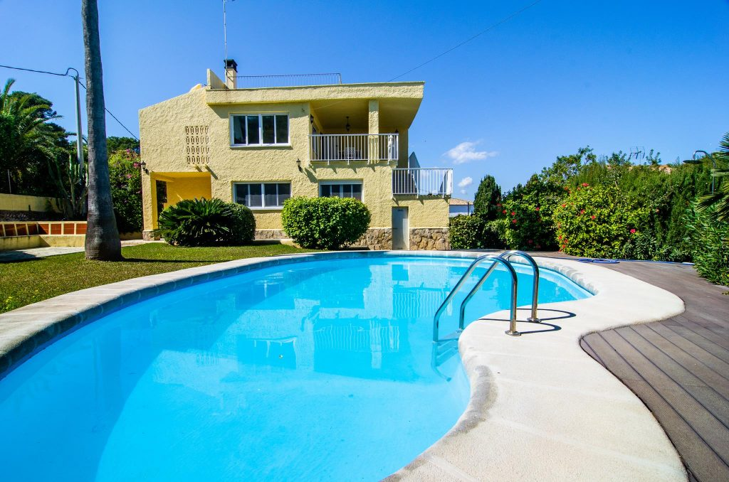 Sea View Detached Villa For Sale In Javea
