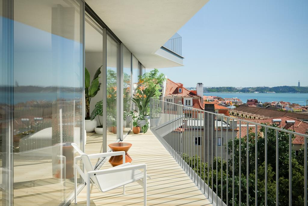 Spacious Apartments For Sale In Principe Real