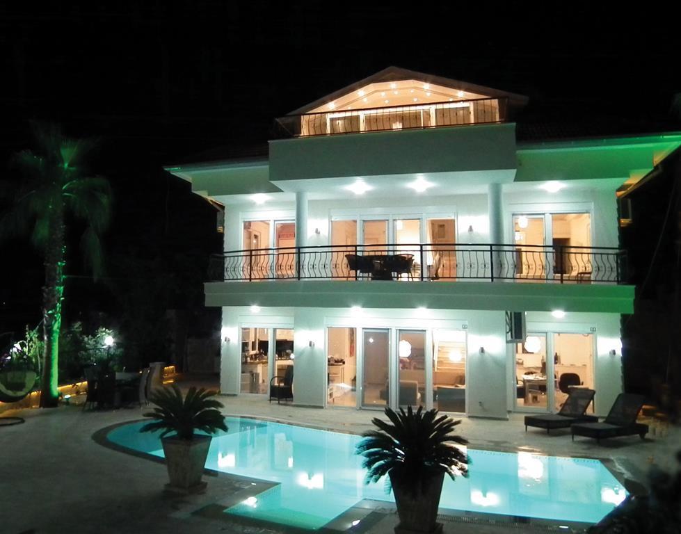 Elegant Sea View Villas For Sale Kargicak, Alanya