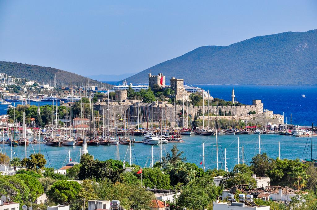 Boutique Hotel For Sale On The Bodrum Peninsula