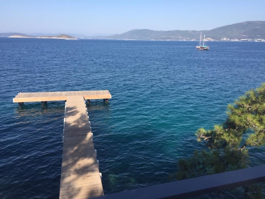 Unique Sea View Villas For Sale In Golkoy